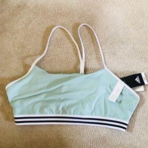 Adidas sports bra, light support!